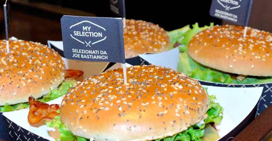 Nelle nuove ricette McDonald's by Joe Bastianich anche il Provolone Valpadana DOP