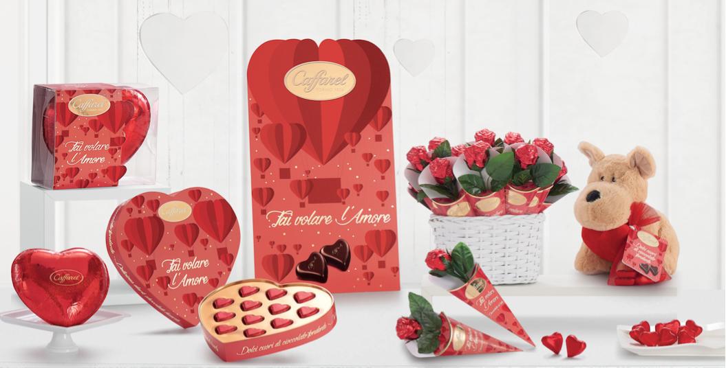 Festeggia San Valentino con il gusto italiano di Caffarel