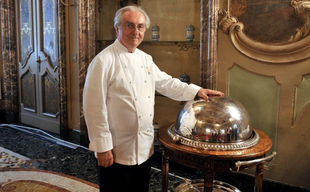 Lutto nel mondo della ristorazione: è morto Gualtiero Marchesi il grande Maestro della cucina italiana