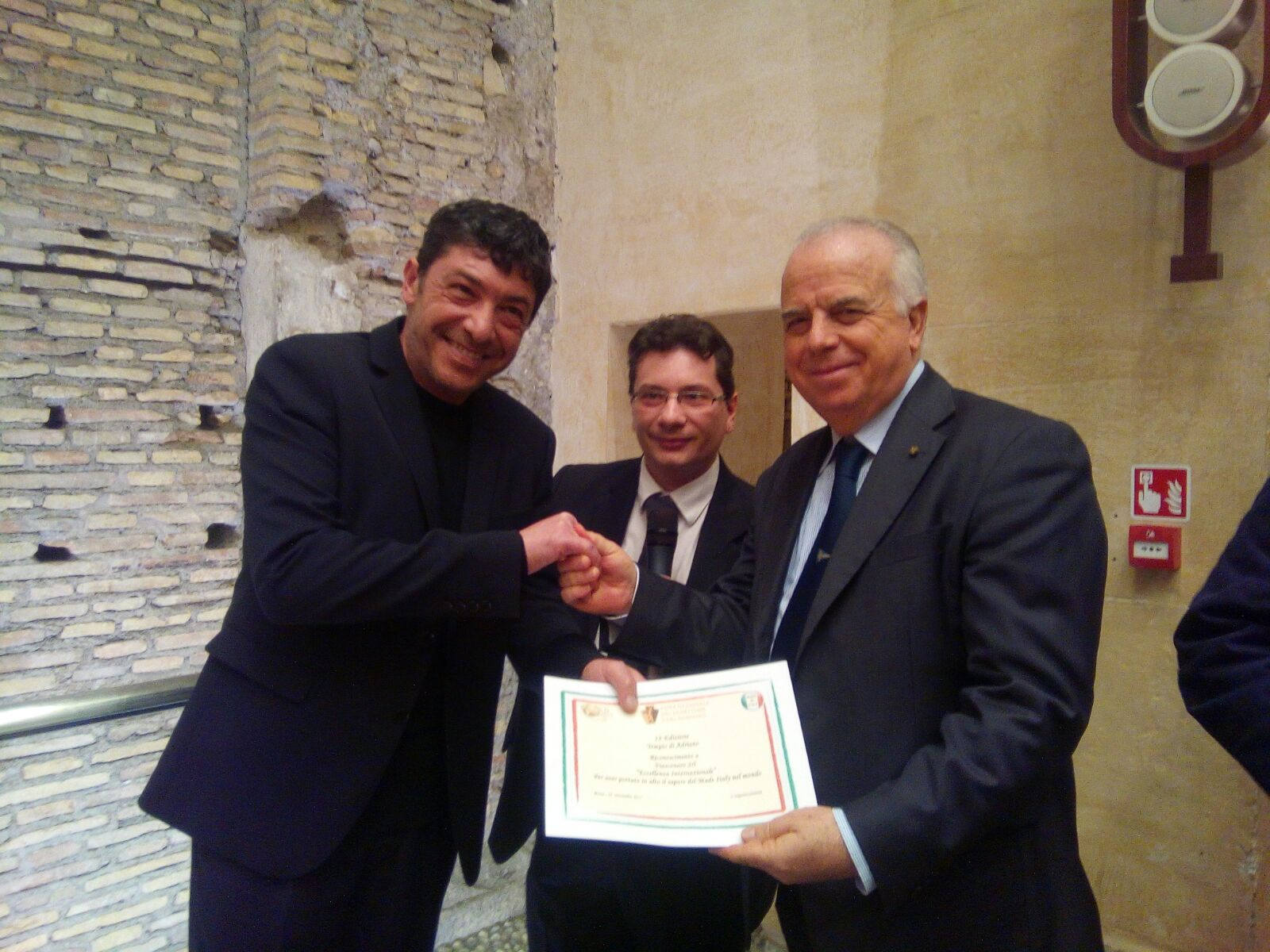 """L'azienda dolciaria siciliana Fiasconaro riceve il premio """"All'Eccellenza Internazionale"""""""