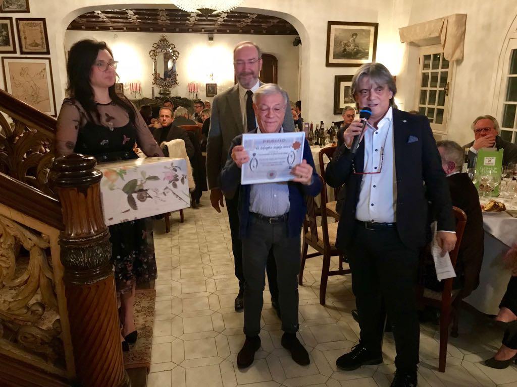 """La prima edizione del Premio """"Sfogeto Sgajo"""" assegna il riconoscimento a Flavio Colantuoni"""
