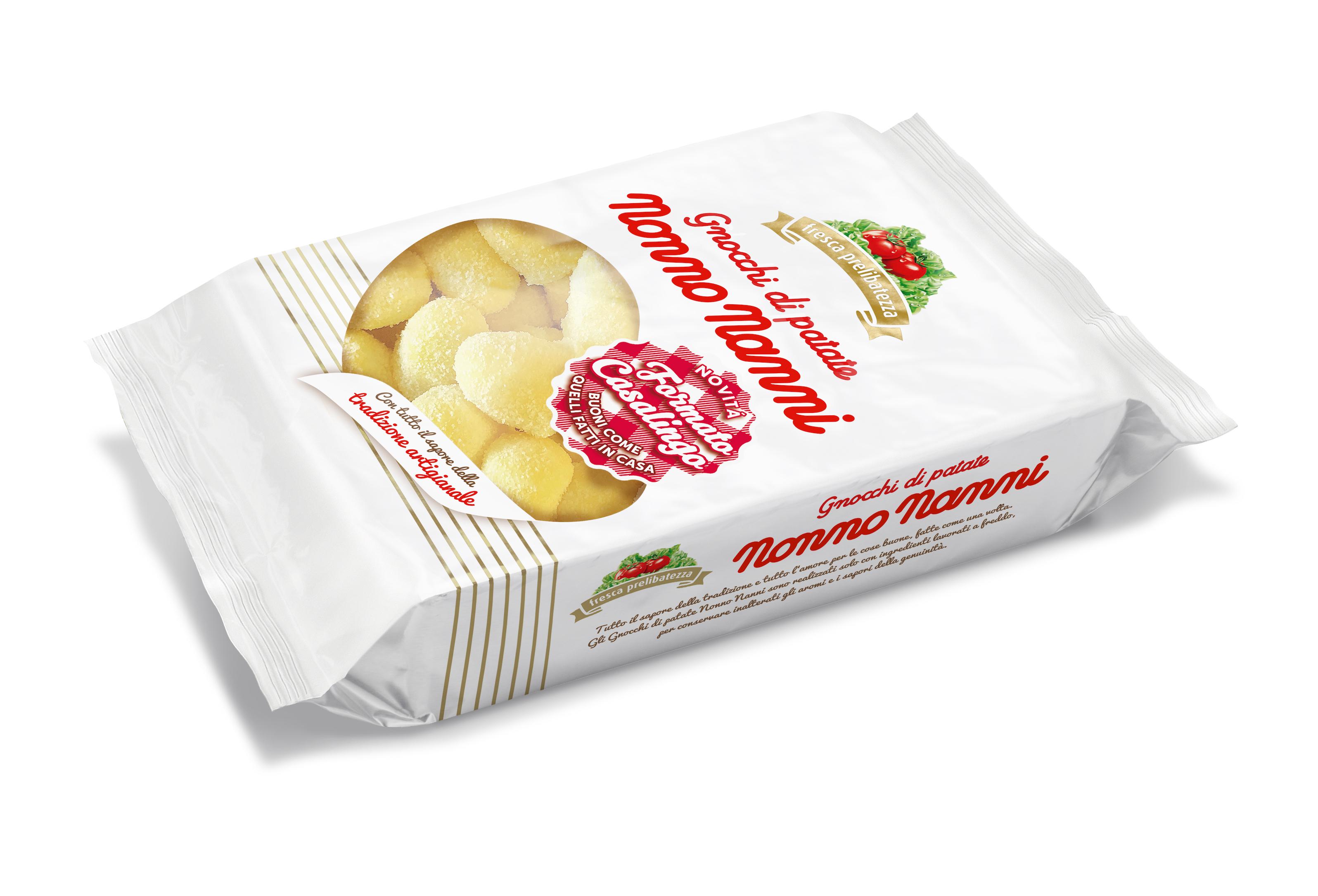 gnocchi di patate Nonno Nanni