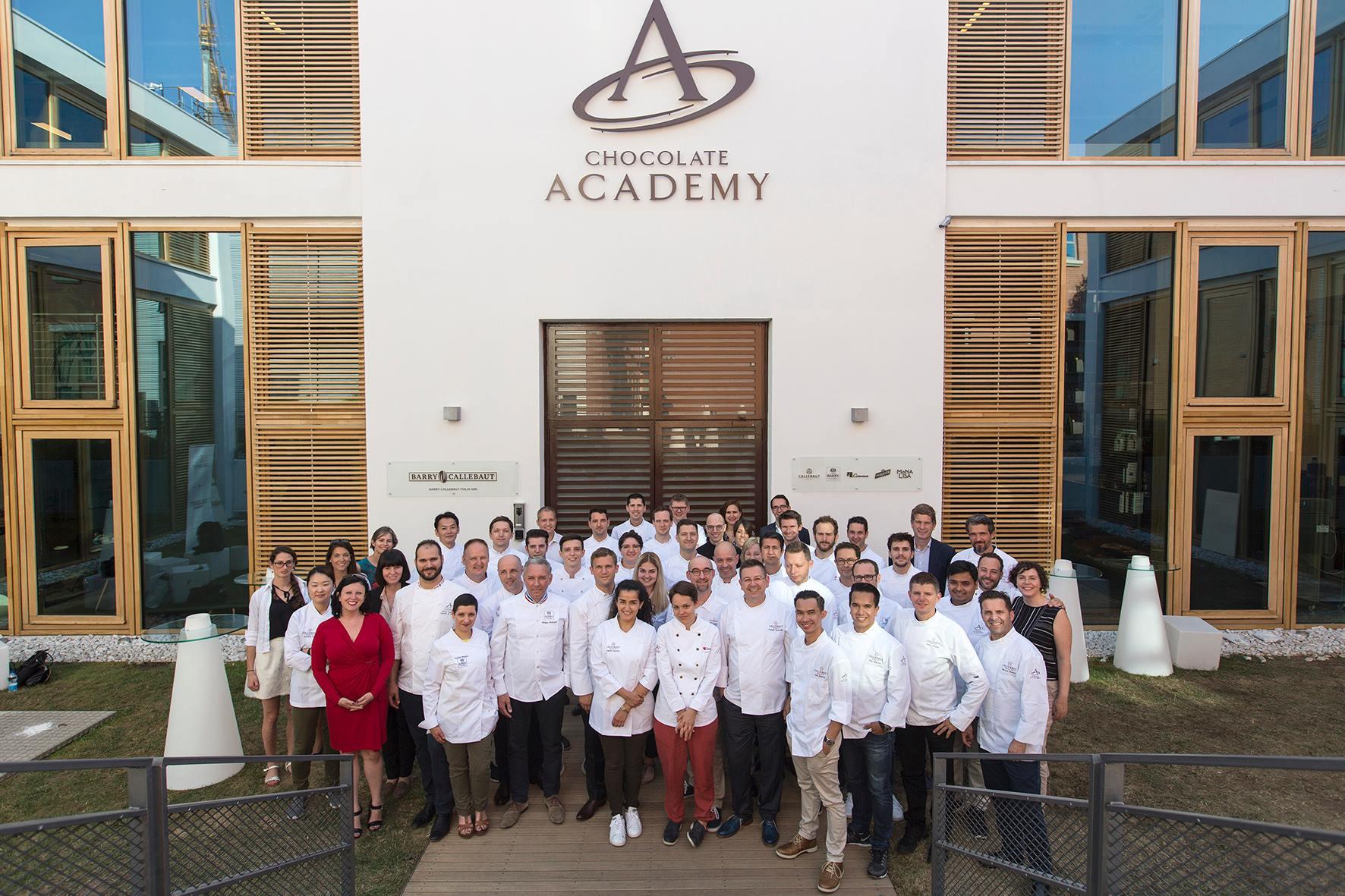 Dopo il successo dei corsi 2017, il Chocolate AcademyTM Center Milano presenta l'offerta didattica per il nuovo anno
