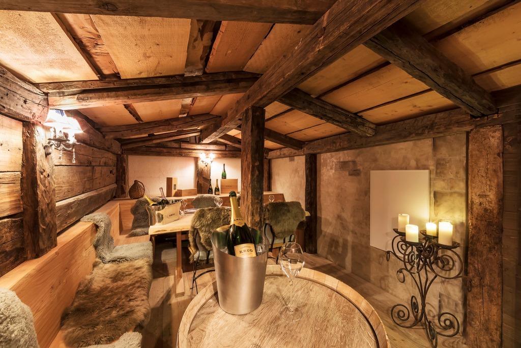 Il Badrutt's Palace Hotel di St. Moritz nuovo Krug Ambassade