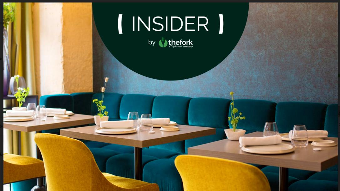 Con TheFork alla scoperta dei ristoranti Insider a Milano, Roma, Torino e Firenze