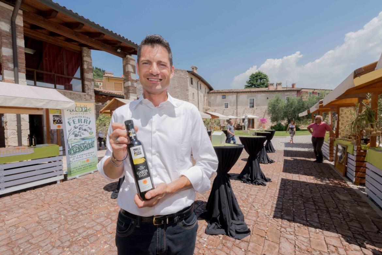 Olio Garda Dop presenta l'Olio del Sindaco a 'Olio Officina Festival'