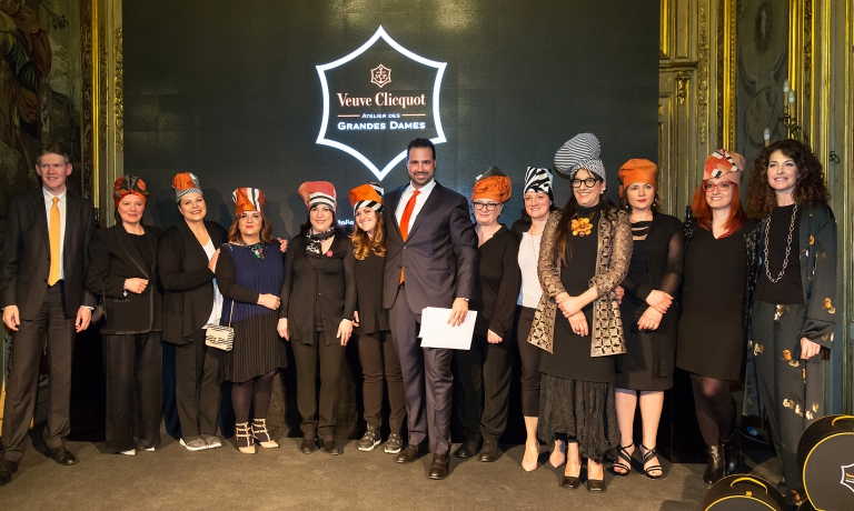 Ad Identità Golose la Maison de Champagne Veuve Clicquot celebra le grandi donne dell'alta ristorazione italiana