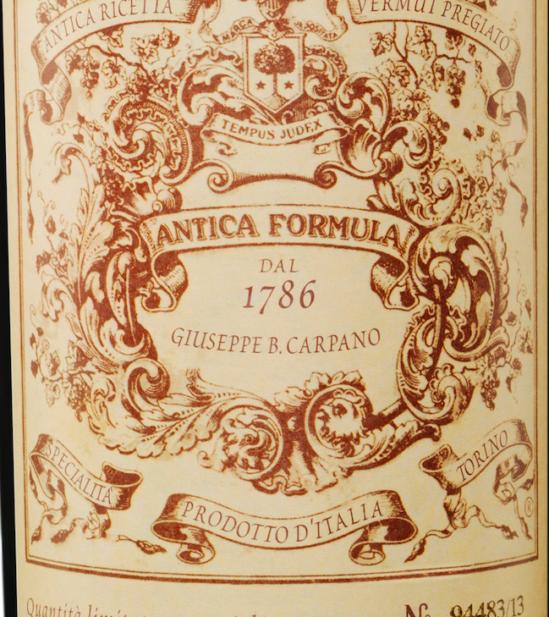 Carpano Branca, un amore... di Vermouth!