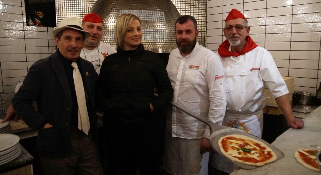 Una nuova pizzeria per la famiglia Magno pizzaioli dal 1908