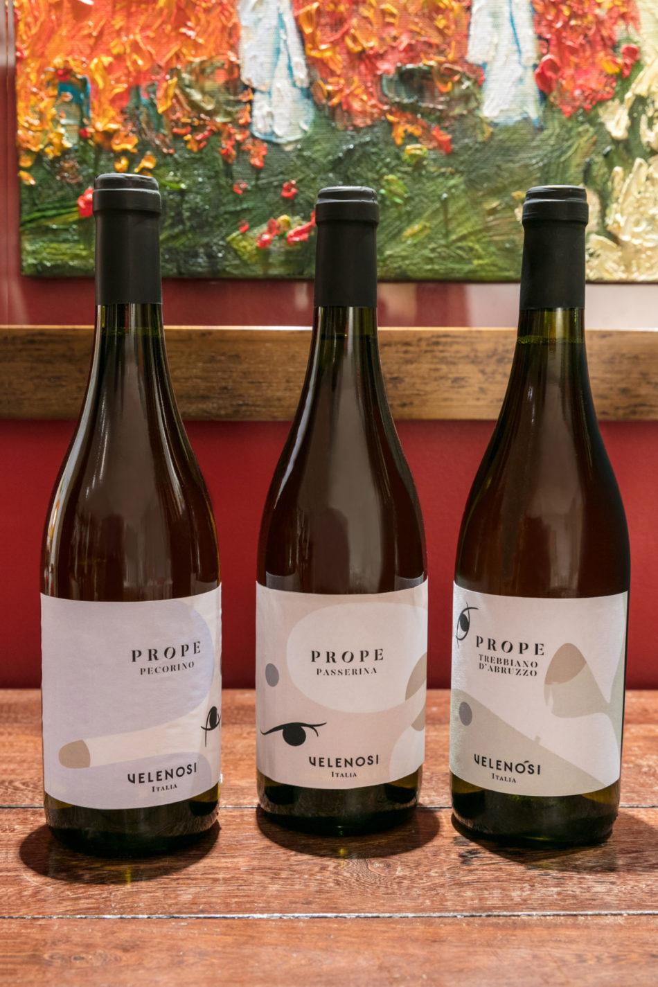 Nasce Prope, la nuova linea di vini prodotta in Abruzzo da Velenosi