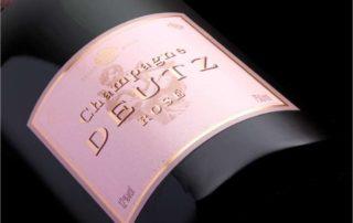 Festa della Mamma con Champagne Deutz Brut Rosè