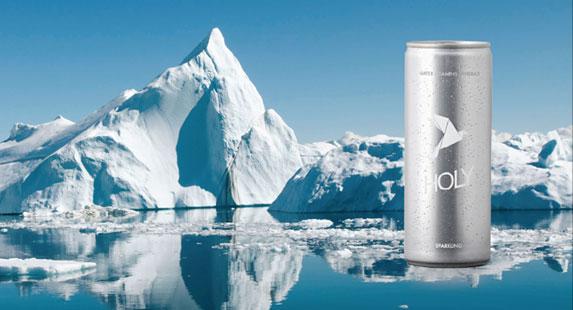 HOLY®, il nuovissimo e innovativo Wellness Drink con sole 3 calorie