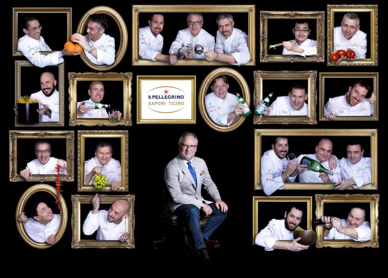 Al via la dodicesima edizione di S.Pellegrino Sapori Ticino: chef stellati e specialità internazionali