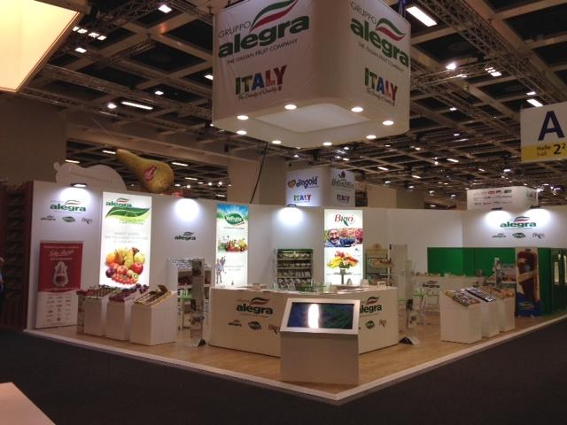 Le novità del Gruppo Alegra a Fruit Logistica 2018