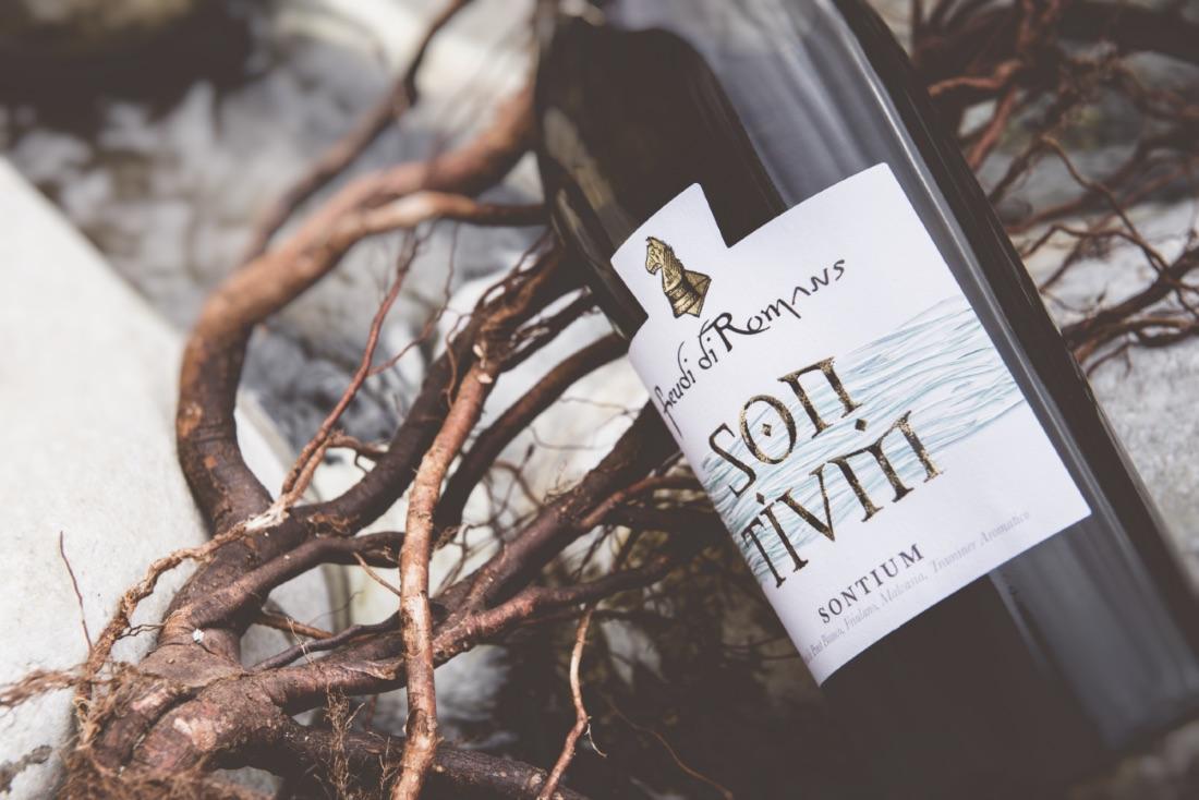 Sontium, la nuova cuvée de I Feudi di Romans rende omaggio al fiume Isonzo