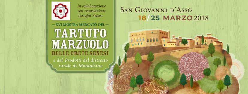 San Giovanni d'Asso: la festa del Tartufo Marzuolo delle Crete Senesi