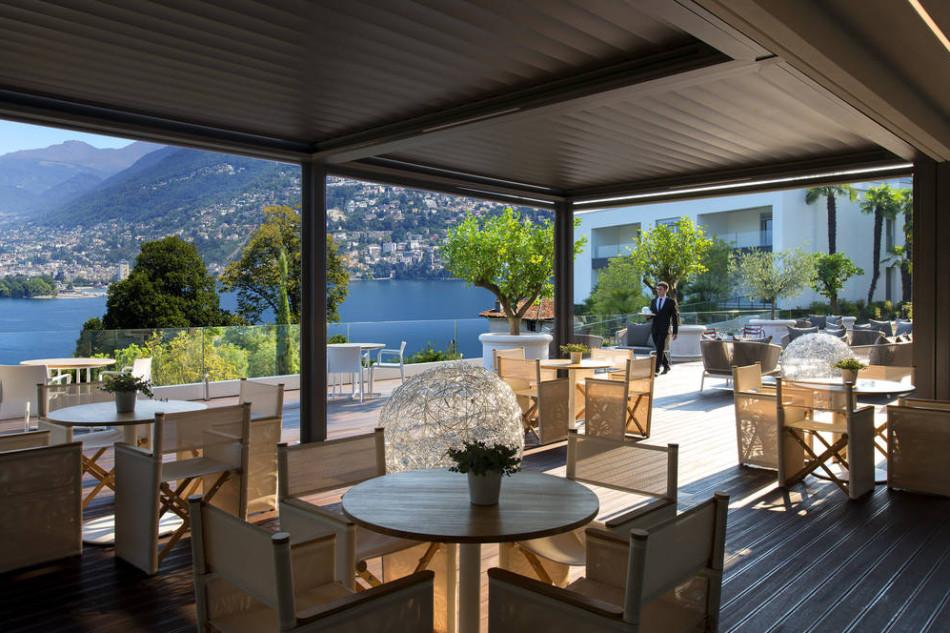 THE VIEW Lugano: due serate gourmand con Andrea Berton e Antonio Guida