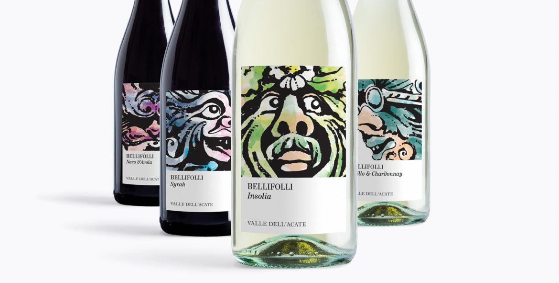 Bellifolli: i nuovi vini di Valle dell'Acate pensati per i Millennials