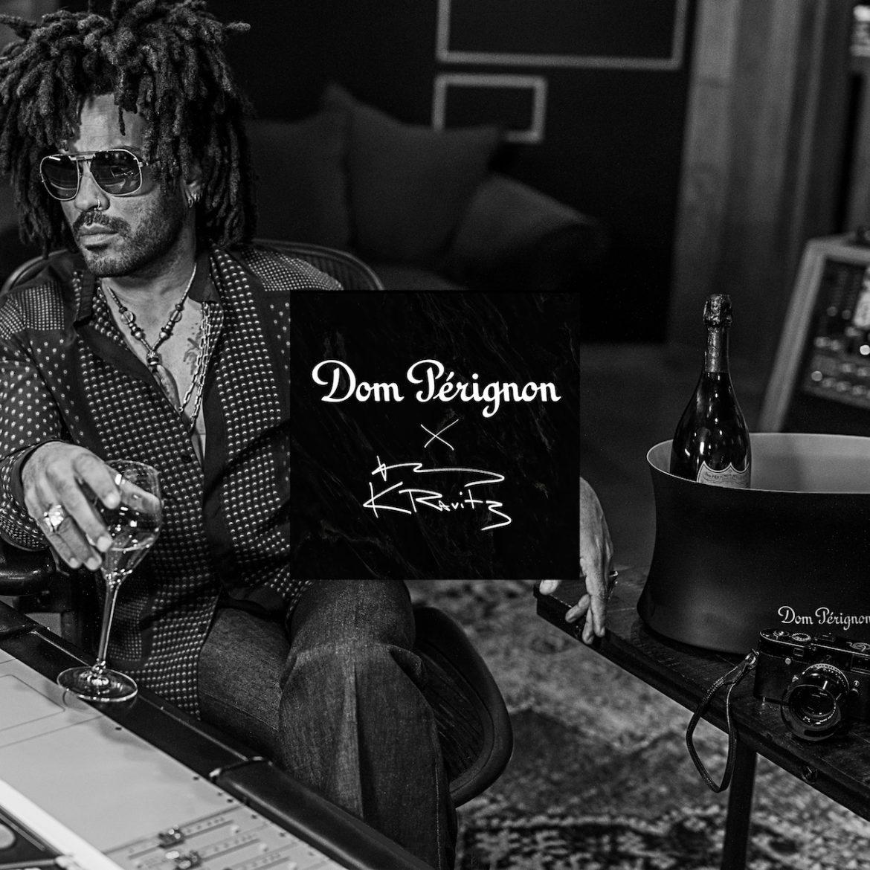 Annunciata la collaborazione tra Dom Pérignon e Lenny Kravitz