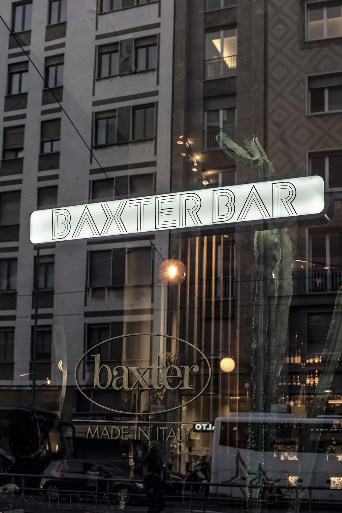 I deliziosi cocktail caraibici del Baxter Bar di Andrea Attanasio
