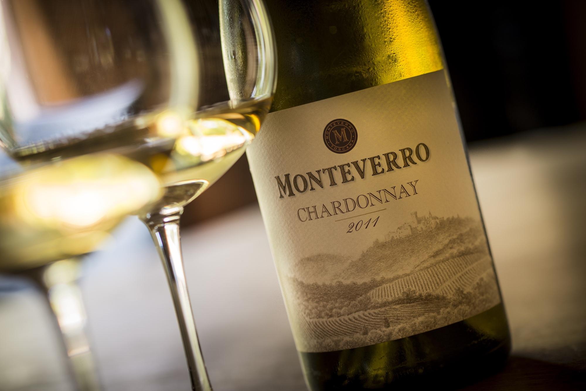 Chardonnay Monteverro, un gioiello di eleganza e raffinatezza