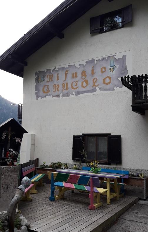In Val Campelle lo scrigno di bontà dell'Osteria Rifugio Crucolo