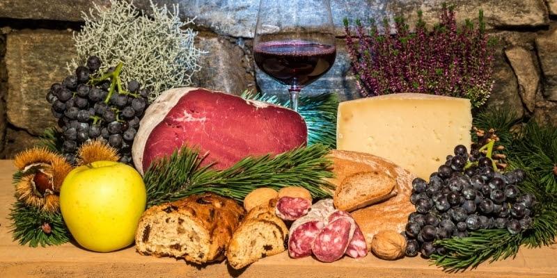 Valtellina e salute: mangiare bene per stare meglio
