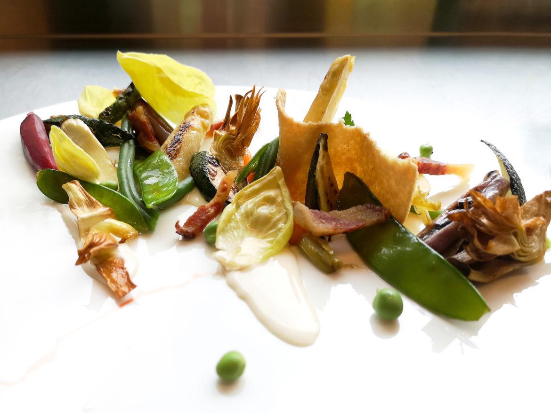 Ricetta con Taleggio D.O.P. ideata dallo chef Alessandro Borghese