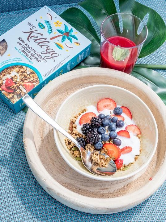 W. K. Kellogg, il nuovo brand di cereali che prende il nome dal fondatore dell'azienda