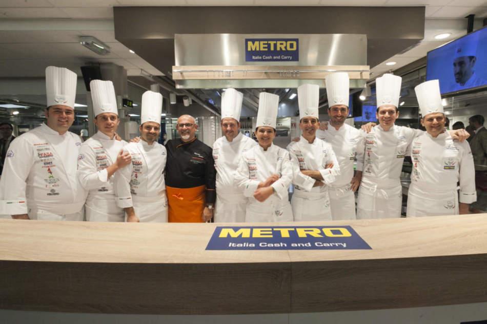 METRO presenta le nuove tendenze della ristorazione in Italia