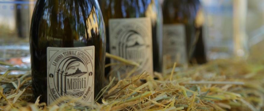 Birra Monti, la bionda termale® per il tuo benessere!