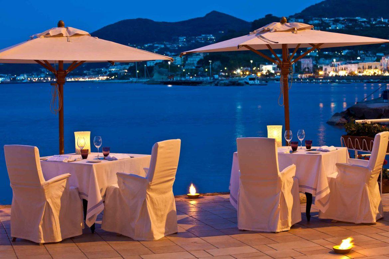 Summer Dinners, quattro serate di cucina etica al Ristorante Indaco del Regina Isabella di Ischia