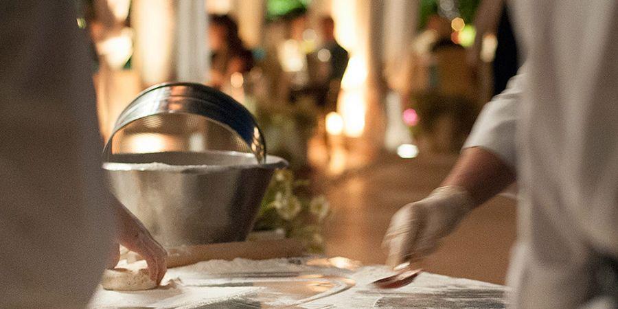 Alla Cantalupa di Brusaporto l'esperimento culinaro Pizza & Champagne - 15 giugno/11 settembre