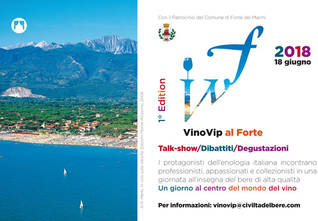 VinoVip al Forte, madrina Stefania Sandrelli
