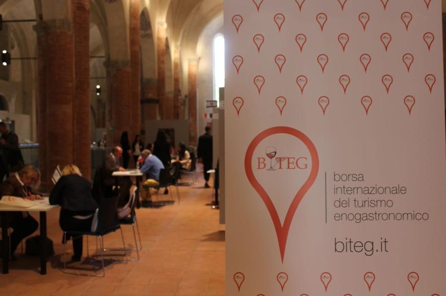 Biella: Borsa Internazionale del Turismo Enogastronomico