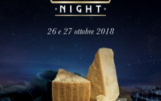 Parmigiano Reggiano Night in oltre cinquecento ristoranti italiani