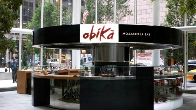 Arriva il nuovo menù invernale di Obicà, il primo Mozzarella Bar al mondo!