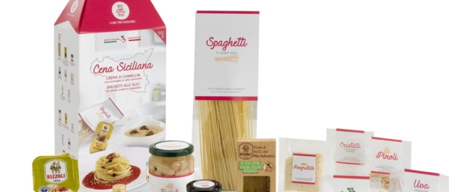 My Cooking Box e Rizzoli Emanuelli: cene della tradizione siciliana in box
