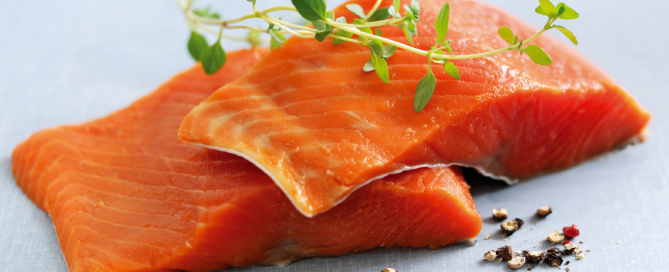 Salmone Selvaggio dell'Alaska, un must sulla tavola delle feste!