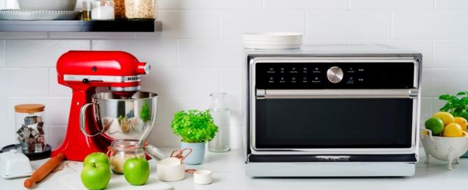 Microonde KitchenAid freestanding, solo 100 esemplari per festeggiare il centenario del brand