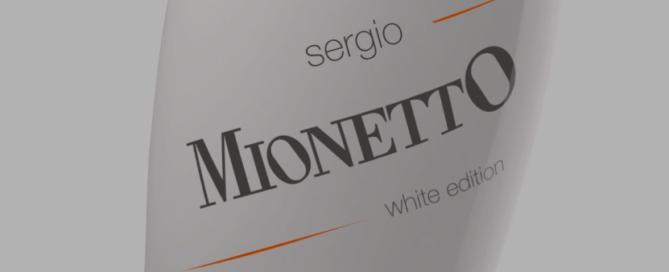 """""""Sergio 20th Anniversary White Edition"""" di Mionetto, le bollicine per una tavola delle feste originale e glamour!"""