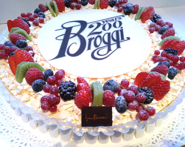 Broggi festeggia 200 anni di attività