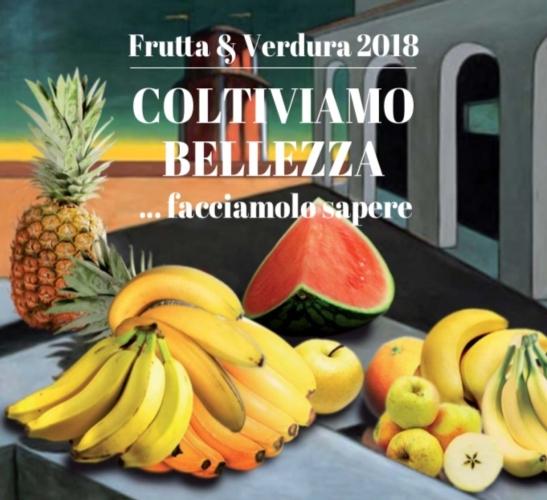 """A Milano """"Speciale Frutta & Verdura"""" di Mark Up, per parlare della bellezza ... di frutta e verdura!"""