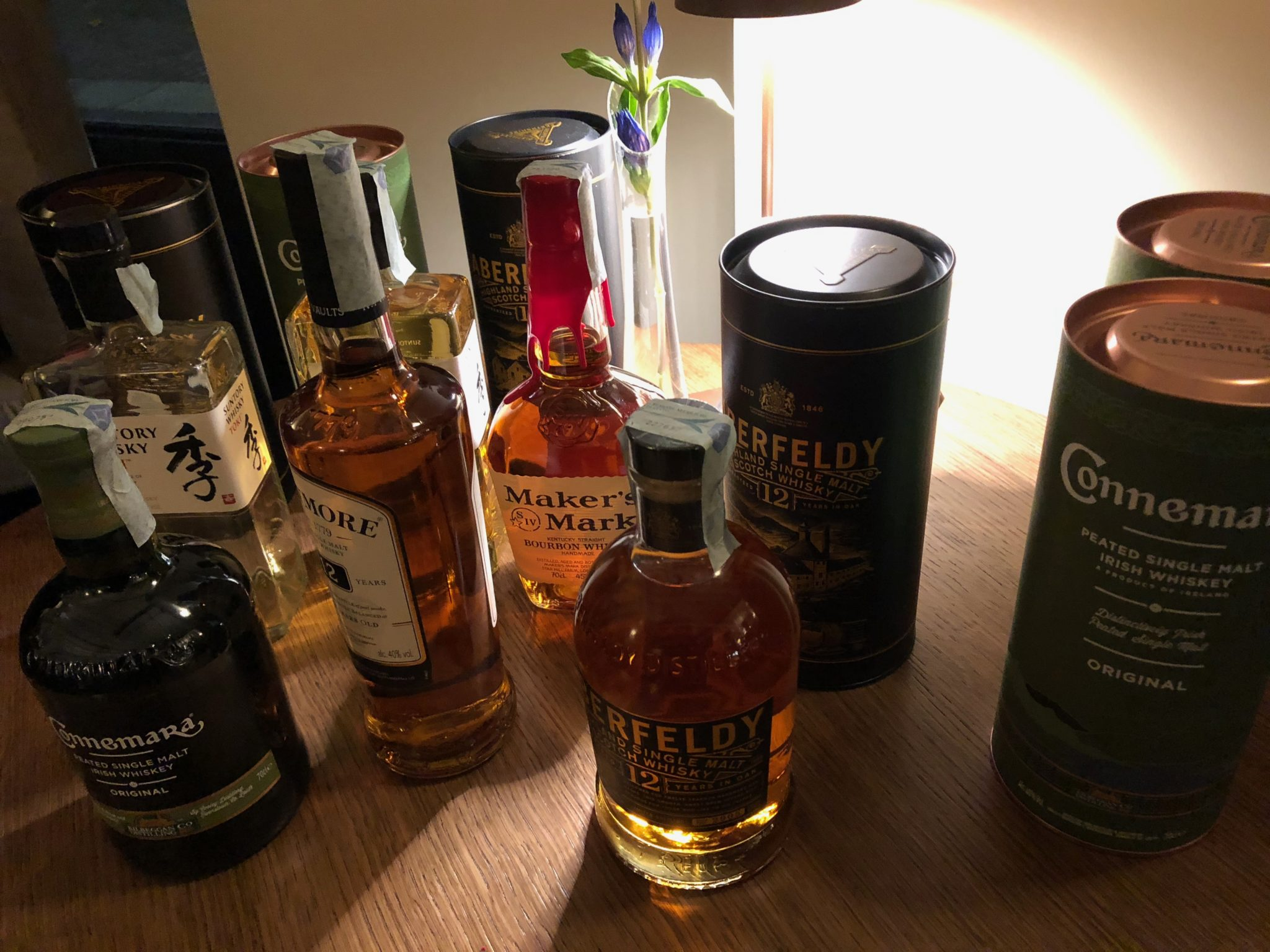 """""""Whisky around the world"""", un viaggio nell'affascinante mondo del whisky"""
