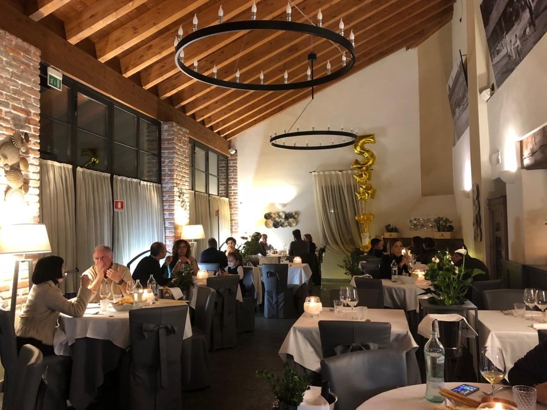 Cascina Ovi: cucina sarda o fusion e serate gourmet con lo chef Sergio Mei
