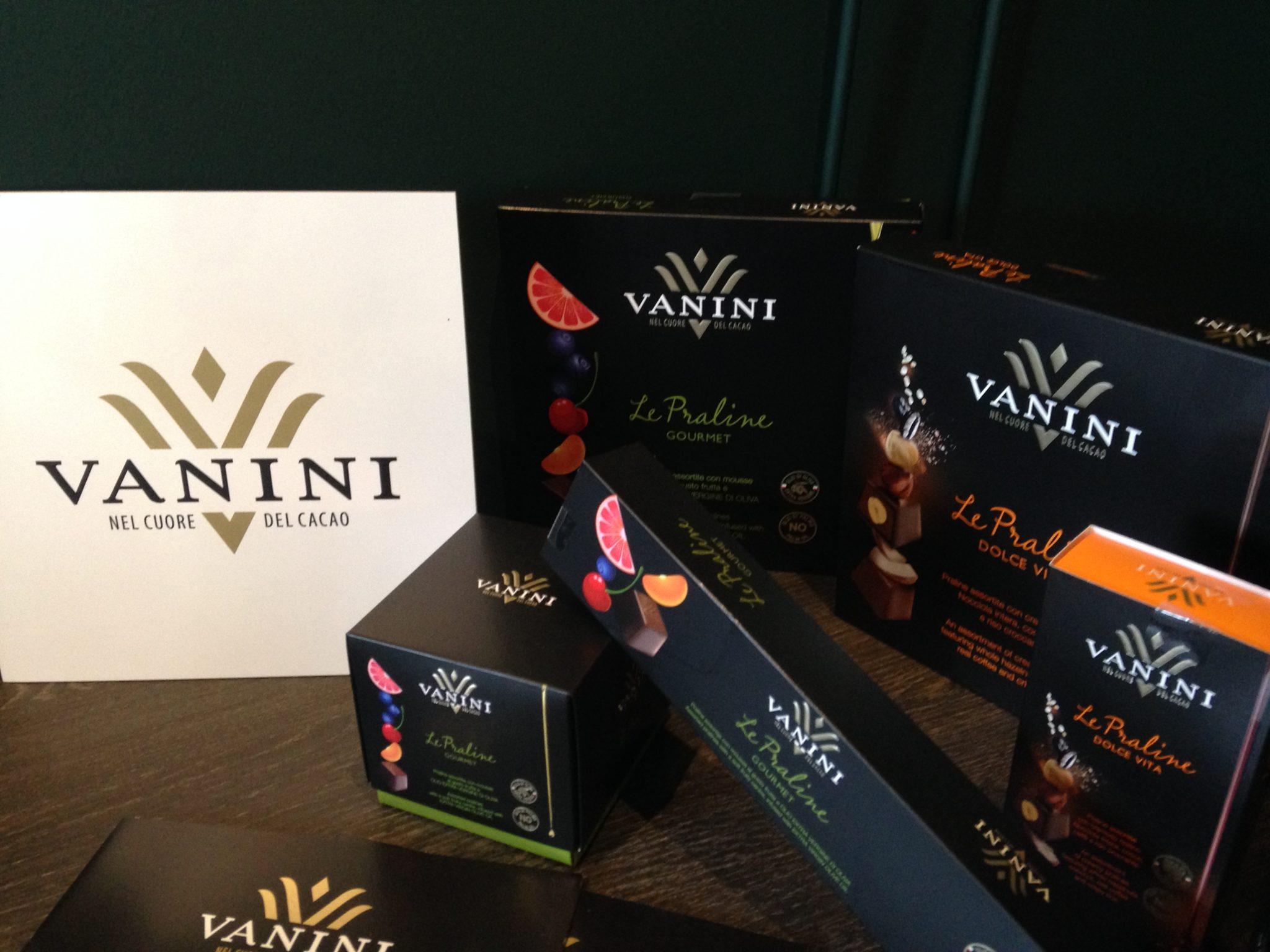 Sei nuove deliziose tavolette di cioccolato biologico firmate Vanini