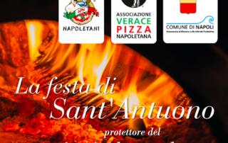 La pizza di Sant'Antuono