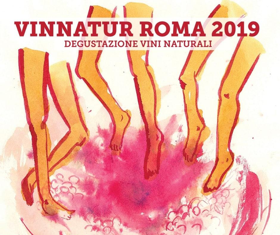 A Vinnatur Roma spazio a vino e cibo di qualità
