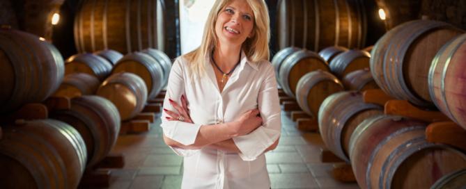 Cantina ZORZETTIG: il vino secondo Annalisa al fuori di Taste 2019
