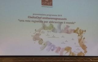 Presentato a Bologna il programma 2019 di CheftoChef emiliaromagnacuochi